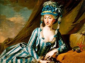 Blieskastel - Countess Marianne von der Leyen