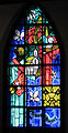 Mariehamn Sankt Görans kyrka Church window.jpg