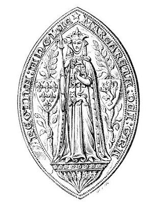Margaret of France, Queen of England - Image: Marketa Eduard 1postava