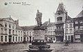Markt, Zottegem (historische prentbriefkaart) 12.jpg