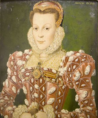 Henry Wriothesley, 3rd Earl of Southampton - Southampton's mother, Mary Wriothesley, Countess of Southampton (1552–1607)