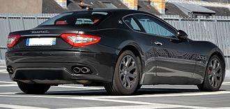 Maserati GranTurismo - Maserati GranTurismo (France)