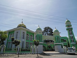 Andalas Grand Mosque Mosque in Indonesia