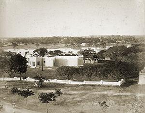 Grand Lodge of India - Goshamal Baradari, Hyderabad, circa 1890
