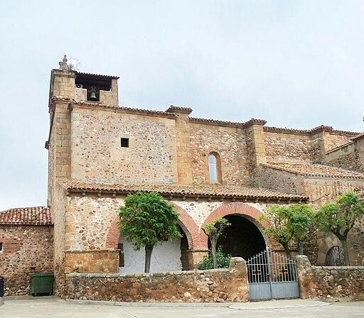 Matalebreras - Iglesia de San Pedro Apóstol