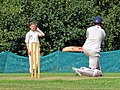Matching Green CC v. Bishop's Stortford CC at Matching Green, Essex, England 33.jpg