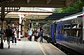 Matlock station, Derbyshire. All aboard the 16.37 to Nottingham. - panoramio.jpg