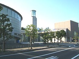 Matsue city Yatsuka branch hall.jpg