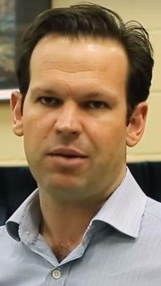 Matt Canavan - Canavan in 2017