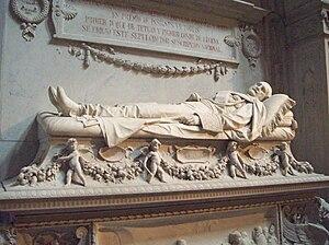 Leopoldo O'Donnell, 1st Duke of Tetuan - O'Donnell's mausoleum (Madrid).