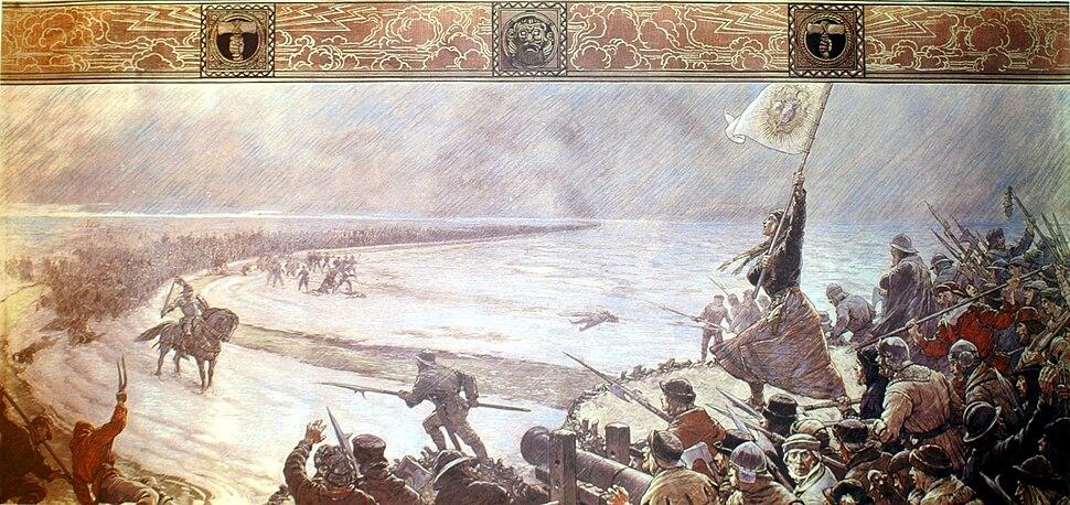 Max Koch Schlacht bei Hemmingstedt