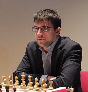 Maxime Vachier-Lagrave French chess player