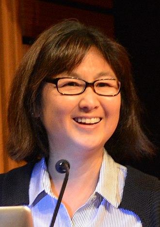Maya Lin - Maya Lin, in 2014