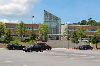 Maynard H. Jackson High School - Maynard H. Jackson High School in 2016