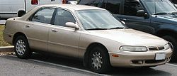 1993-1995 Mazda 626