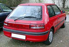 Mazda 323 rear 20080226.jpg