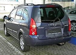 Mazda Premacy 20090301 rear.jpg