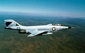 Image illustrative de l'article McDonnell F-101 Voodoo
