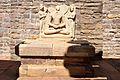 Meditating Buddha - South Gateway - Stupa 1 - Sanchi Hill 2013-02-21 4374.JPG