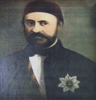 Mehmed Emin Âli Pasha - Mehmed Emin Âli Pasha in his early days.