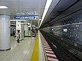Meiji-jingumae station Chiyoda Line Platforms.jpg