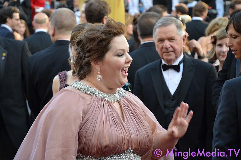 Melissa McCarthy -Awards and nominations