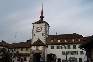 Mellingen - City Gate