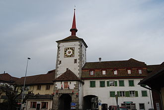 Mellingen - City Gate