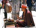 Mendicant monk in Lhasa, 1993.jpg