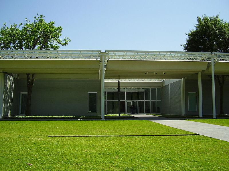 Menil Collection - Renzo Piano
