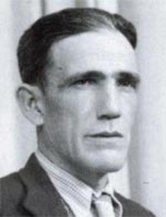 Cipriano Mera - Cipriano in 1940