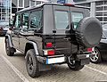 Mercedes G-Klasse Edition Pur 20090808 rear.JPG