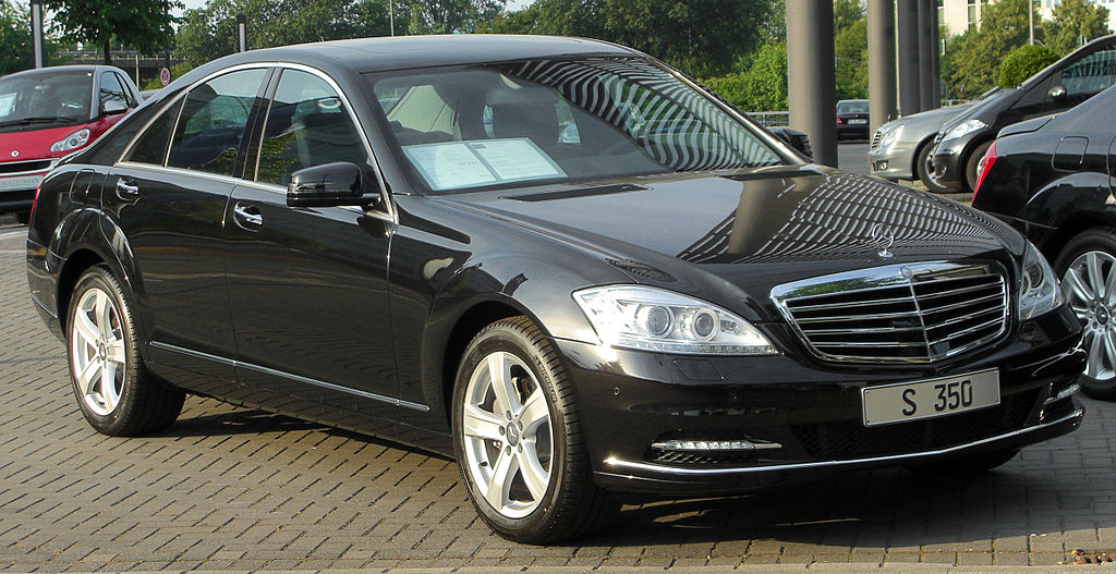 file mercedes s 350 w221 facelift front wikimedia commons. Black Bedroom Furniture Sets. Home Design Ideas