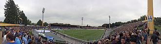 Merck-Stadion am Böllenfalltor - Image: Merck Stadion 15215370846 c 938bcbed 1 o