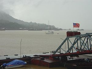 Myeik, Myanmar - Port of Myeik