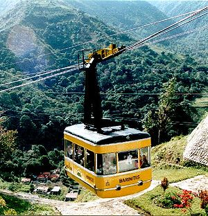 Mérida, Mérida - The Mérida cable car is the highest and largest cable car in the world