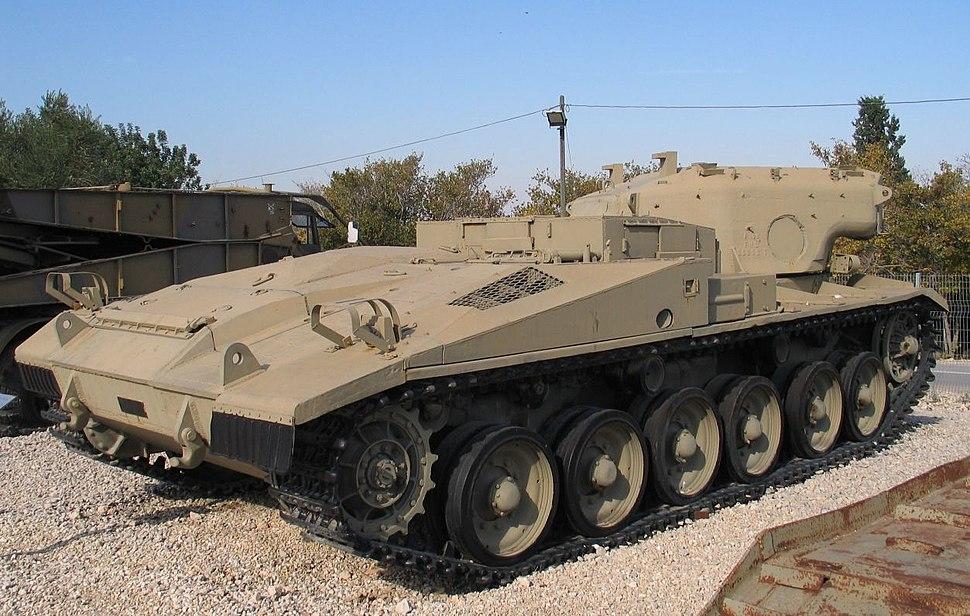 Merkava-prototype-latrun-1