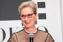 "Meryl Streep from ""Florence Foster Jenkins"" at Opening Ceremony of the Tokyo International Film Festival 2016 (32801846044).jpg"