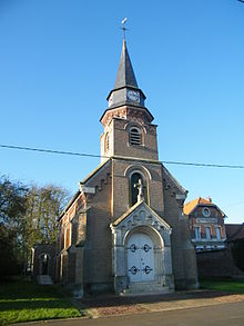 Mesnil-Saint-Georges (Somme) France.JPG
