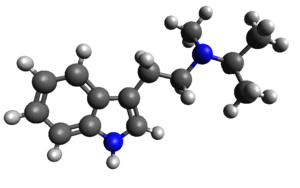 Methylisopropyltryptamine - Image: Methylisopropyltrypt amine