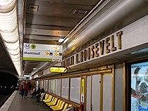 Metro Paris - Ligne 9 - station Franklin D. Roosevelt 01.jpg