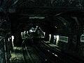 Metro de Paris - Ligne 3 - Saint-Lazare tunnel 02.jpg