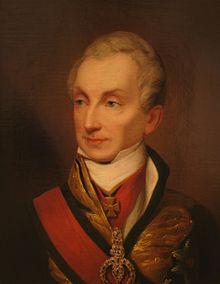 Fürst Metternich (um 1835/40, Porträt eines unbekannten Meisters; Heeresgeschichtliches Museum, Wien) (Quelle: Wikimedia)