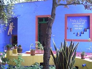 Museo Frida Kahlo (Casa Azul) en la Ciudad de ...