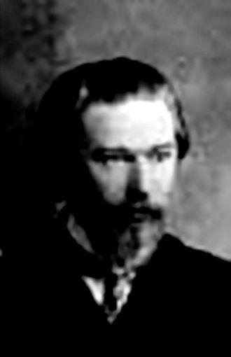 Venedikt Miakotin - V.A. Miakotin in 1906