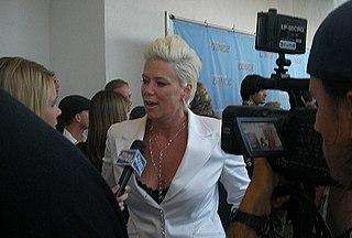 Mia Michaels American choreographer and judge