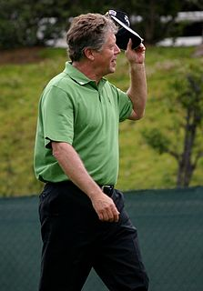 Michael Allen (golfer) American professional golfer