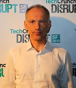 Michael Moritz - Michael Moritz at Techcrunch Disrupt SF 2013