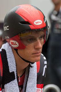 Michael Schär Swiss road bicycle racer