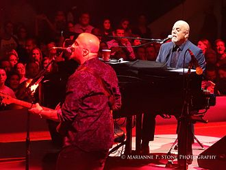 Billy Joel Band - Image: Mike Del Guidice 9